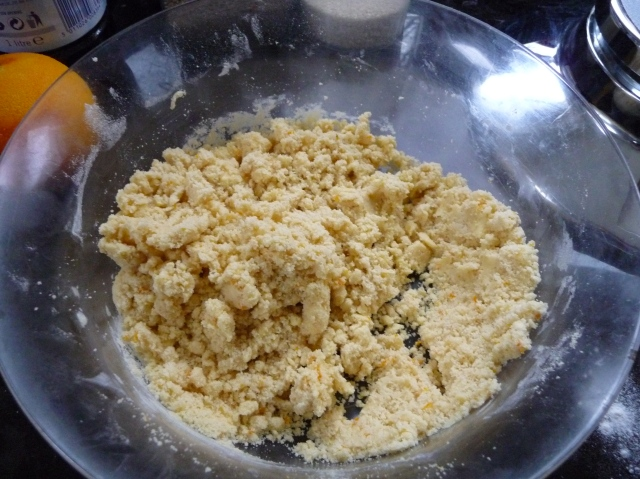 shortbread mix