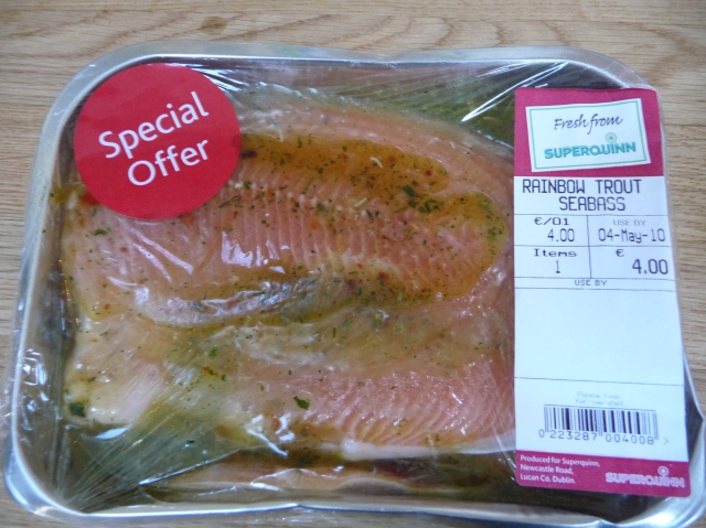 Superquinn Rainbow Trout
