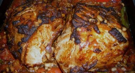 Smoked Paprika Pork