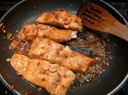 Pan-Frying Salmon