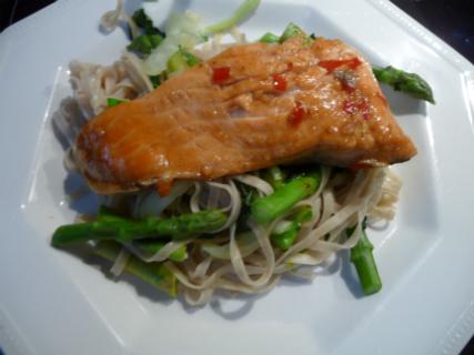 Five Spice Salmon